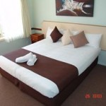 Bent St Motor Inn - King Bed